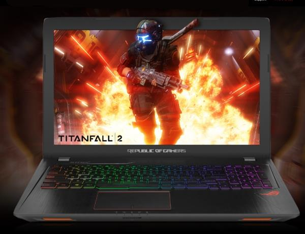 ASUS ROG G751JT Laptop Windows 10 Drivers