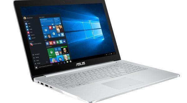 Asus ZenBook Pro UX501VW windows 10 drivers