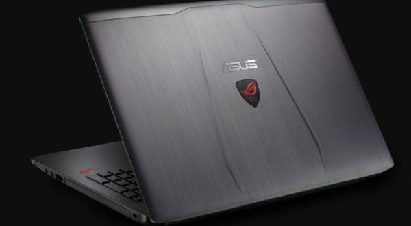 ASUS ROG GL552VX drivers download